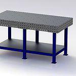 Welding Table Plans From Ebay