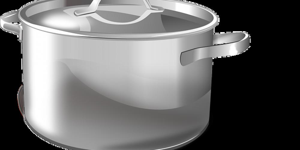 does-vinegar- harm- aluminum, aluminum pans