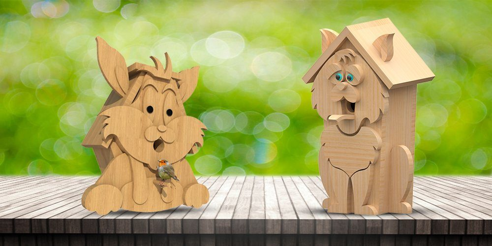 How Do You Waterproof a Wooden Birdhouse?