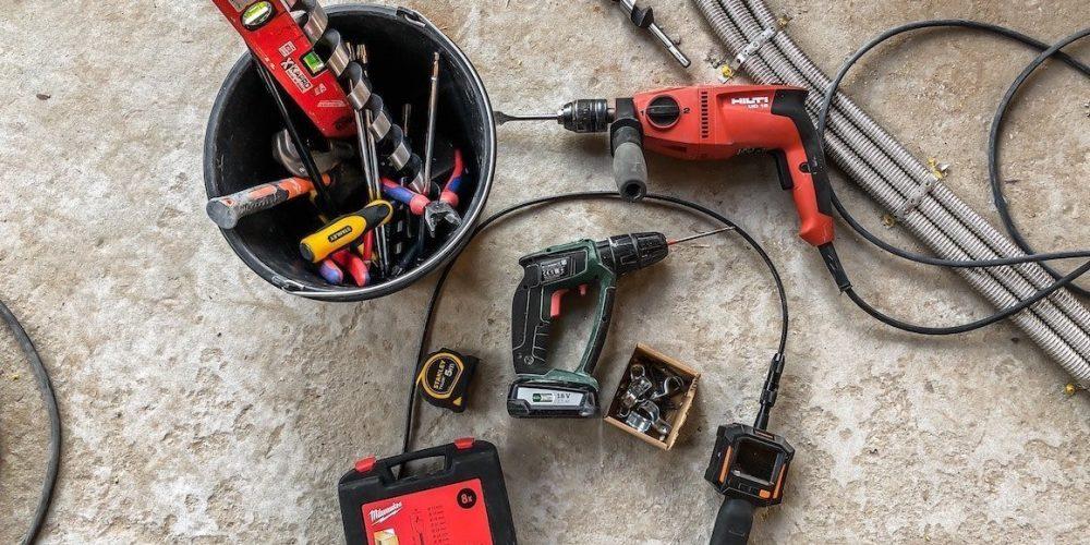 power tools every homeowner needs