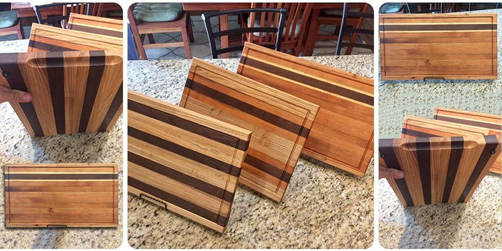 what tools do you need to make a cutting board