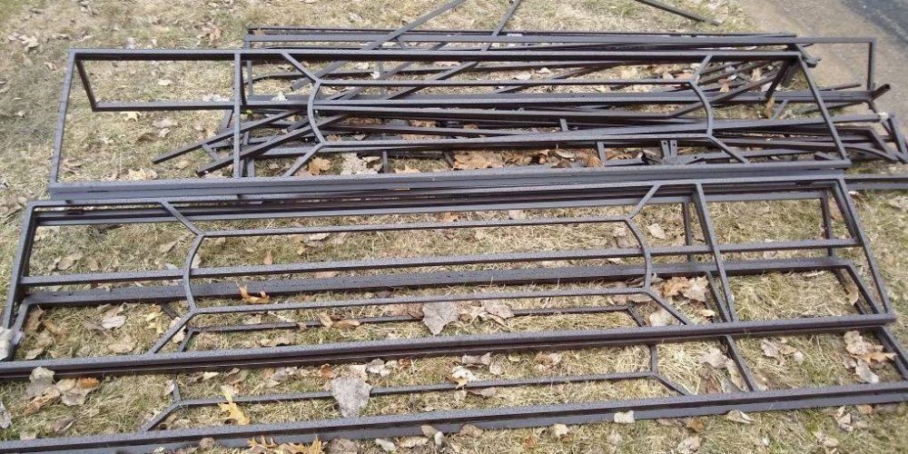 where to find free scrap metal