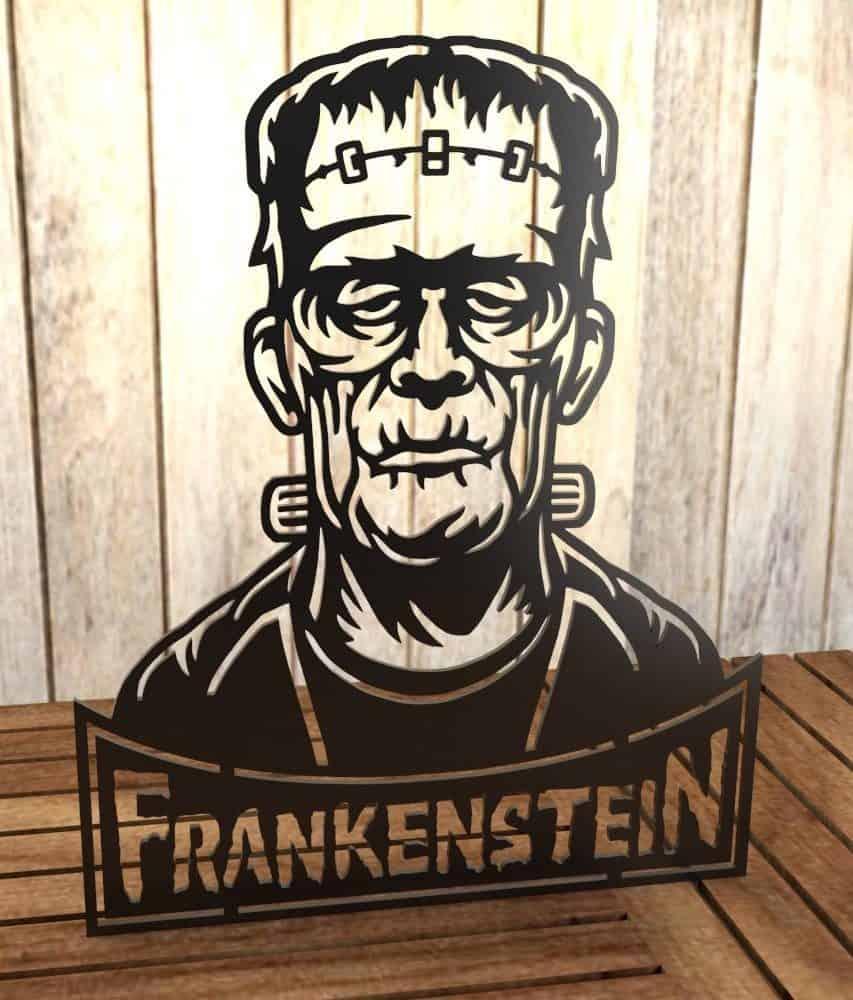 frankenstein free dxf files
