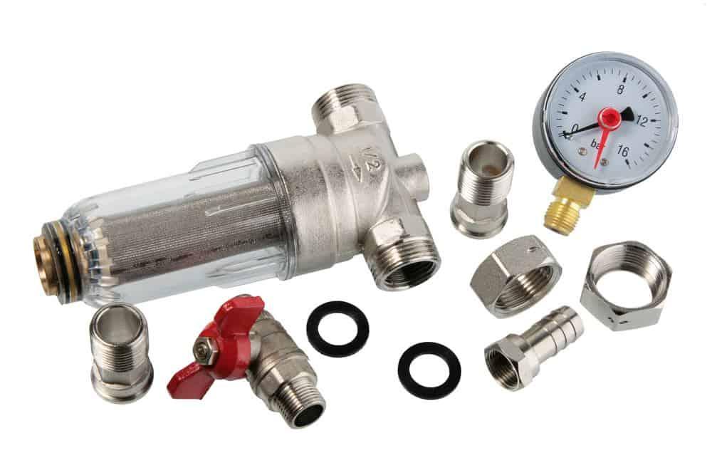 in line air compressor filter