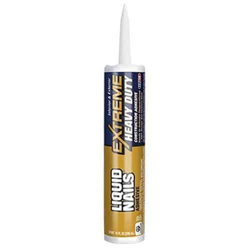 Liquid Nails Extreme Heavy Duty Adhesive