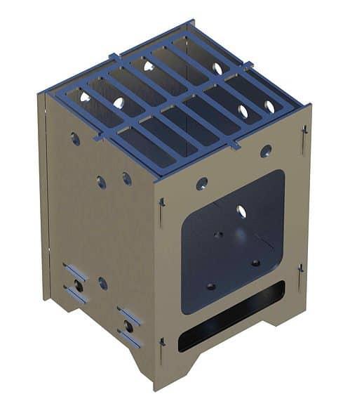 camp stove cooker cnc plasma files