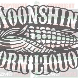 Moonshine Corn Liquor dxf CNC File