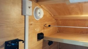 motorcycle camper trailer plans inside