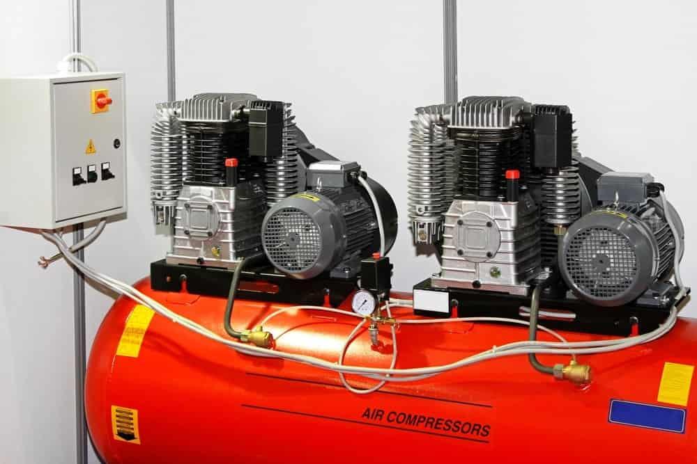 plasma cutter air compressor
