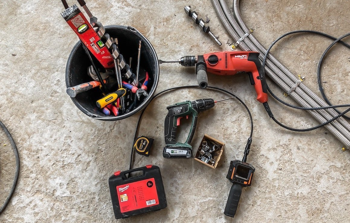 power tools every homeowner needs
