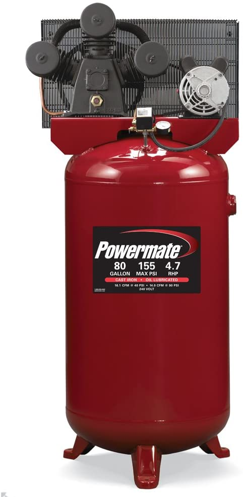 Powermate Vx PLA4708065 Air Compressor