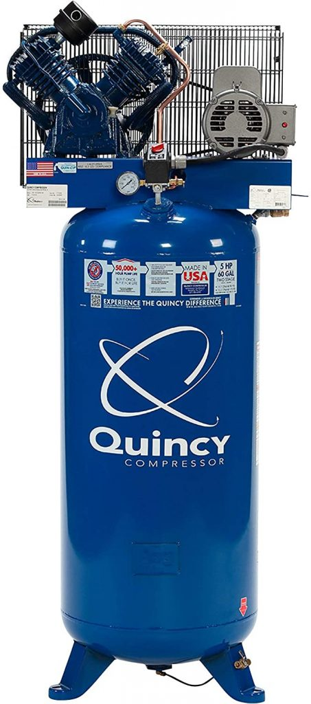 Quincy QT-54 Lubricated Air Compressor