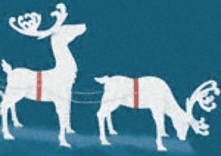 reindeer woodcraft patterns