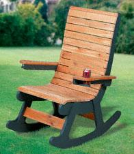 Rocking Chairs Plans
