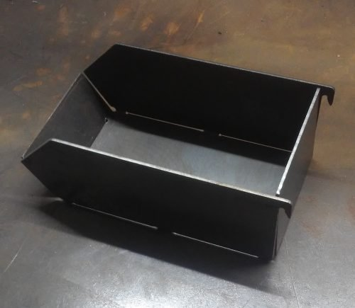 storage bin cnc plasma cut dxf file