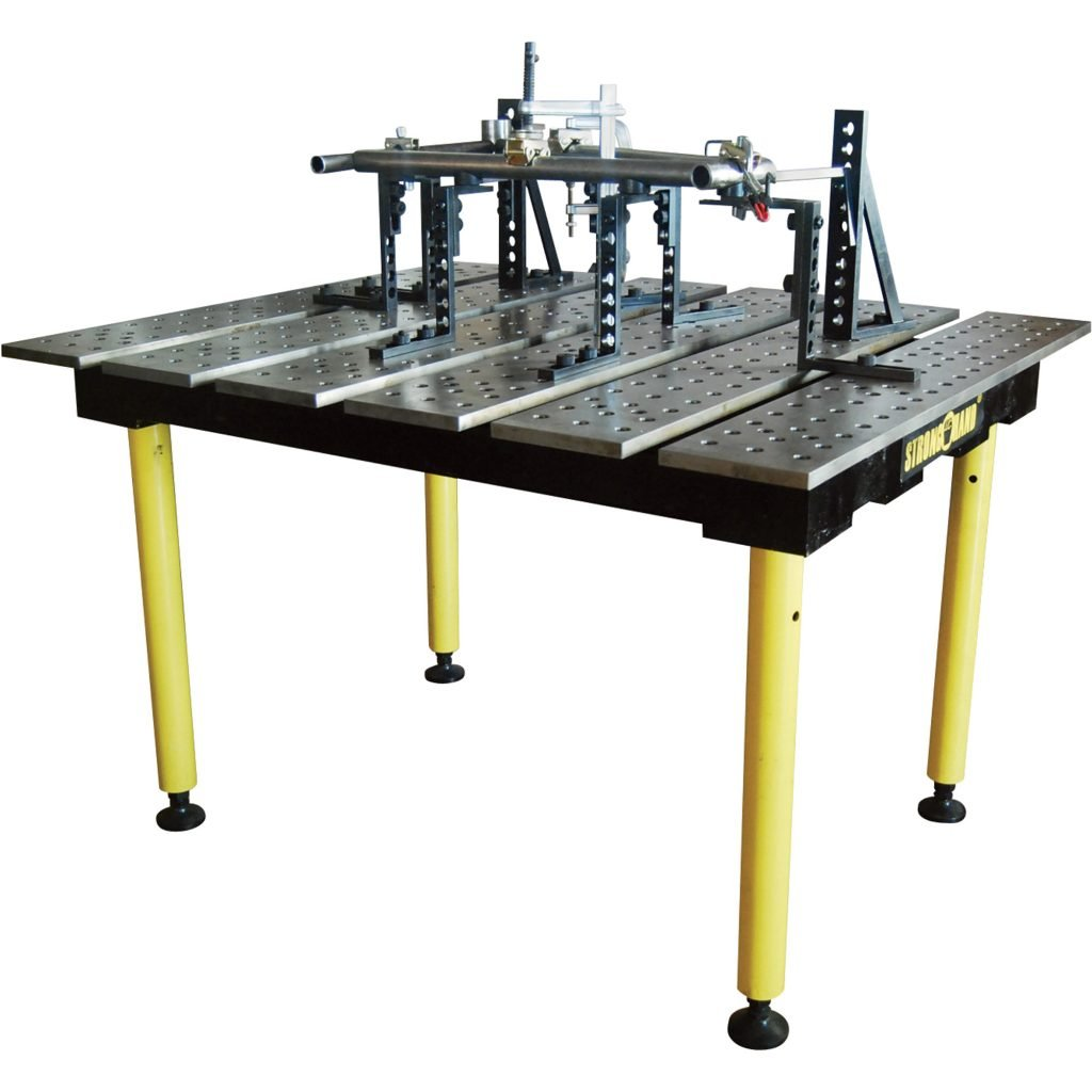"Strong Hand Tools™ BuildPro Modular 48"" Welding Table"