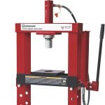 Strongway Benchtop Shop Press with Gauge
